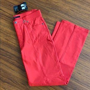 Simon Chang Denim Pants - Women's Size 10